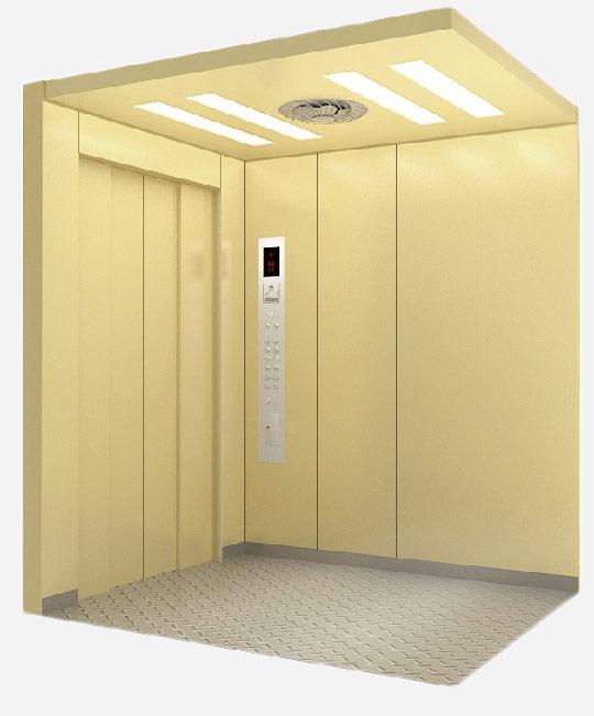京都载货电梯采用当今国际电梯行业中最先进的制造技术,具备出众的节能特性,精确的平层、高效率的运载能力、安全可靠的井道布置,而且在设计上充分考虑客户利益诉求,具有高度性价比。 JD-H001:轿顶:喷塑钢板;轿壁:喷塑钢板;操纵箱:发纹不锈钢;地板:花纹钢板